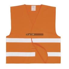Portwest C474 Jól láthatósági mellény (Narancs, L/XL)