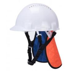 Portwest CV03 - Hűtő fejvédő nyakárnyékolóval - királykék