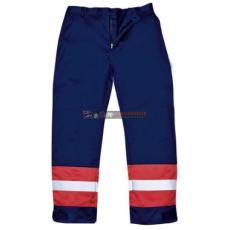 Portwest FR56 Antisztatikus kéttónusú nadrág (Royal kék)