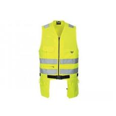 Portwest KS63 - Xenon mellény - sárga
