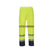 Portwest Portwest H444 Hi-Vis Classic Contrast Esőnadrág láthatósági ruházat