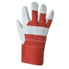 Portwest Prémium bőrkesztyű 12-XXXL méret piros A220 Portwest