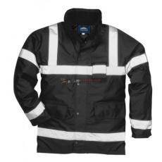 Portwest S433 Iona Lite kabát (FEKETE M)