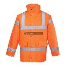 Portwest S460 Jól láthatósági Traffic kabát (Narancs)