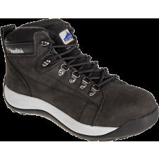 Portwest Steelite Mid Cut Nubuck védőbakancs SB HRO munkavédelmi cipő