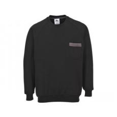 Portwest TX23 - Portwest Texo pulóver - Fekete