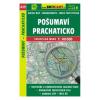 Pošumaví - Prachaticko / Böhmerwald-Vorgebirge - Prachatitz turistatérkép/ Shocart