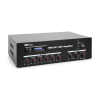 Power Dynamics PBA120, 100 V erősítő, 120 W, USB/SD, MP3, bluetooth