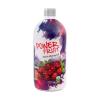 Power Fruit Vörös áfonya ízű energiaszegény gyümölcsital 750ml