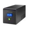 POWERWALK Power Walker UPS Line-Interactive 1000VA 4x IEC C13,PURE SINE, RJ11/RJ45,USB,LCD