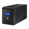 POWERWALK Power Walker UPS Line-Interactive 2000VA 4x 230V EU, PURE SINE,RJ11/RJ45,USB,LCD
