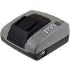 Powery akkutöltő USB kimenettel AEG LED-akkuslámpa BLL 12C