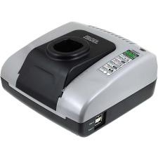 Powery akkutöltő USB kimenettel Ryobi One+ akkus kézi fényszóró CFP-180SM barkácsgép akkumulátor