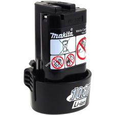 Powery Eredeti akku Makita ütvecsavarozó TD090DWX 1300mAh barkácsgép akkumulátor