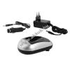 Powery Helyettesítő akkutöltő Sony típus BC-CSN