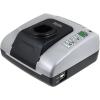 Powery helyettesítő akkutöltő USB kimenettel Ryobi típus BCA-180