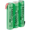 Powery Tecxus akku pack (AAA) NiMH típus AAA-3 RTU - forrfüles 3,6V 800mAh