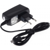 Powery töltő/adapter/tápegység micro USB 1A Nokia Asha 301 DUAL SIM