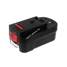 Powery Utángyártott akku Black & Decker fűkasza NST2018 2000mAh barkácsgép akkumulátor