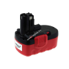 Powery Utángyártott akku Bosch szablyafűrész GSA 18VE NiMH 3000mAh O-Pack
