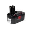 Powery Utángyártott akku Bosch szerszámgéphez GST 18V NiCd O-Pack japán cellás