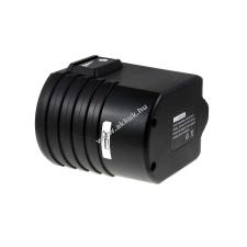 Powery Utángyártott akku Bosch típus 2607335082 3000mAh NiMH lapos barkácsgép akkumulátor