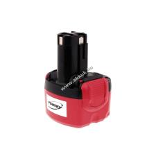 Powery Utángyártott akku Bosch típus 2607335524 NiCd O-Pack barkácsgép akkumulátor