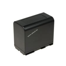 Powery Utángyártott akku Canon ES-6500V 6900mAh canon videókamera akkumulátor