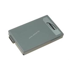 Powery Utángyártott akku Canon iVIS DC22 850mAh canon videókamera akkumulátor