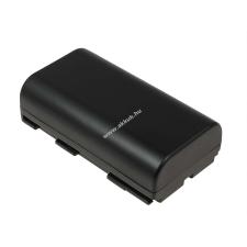 Powery Utángyártott akku Canon V520 2300mAh canon videókamera akkumulátor