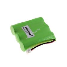 Powery Utángyártott akku Casio CP-720 vezeték nélküli telefon akkumulátor