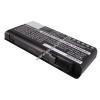 Powery Utángyártott akku MSI GX780