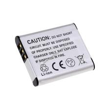Powery Utángyártott akku Olympus ľ Tough-8010 digitális fényképező akkumulátor