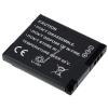 Powery Utángyártott akku Panasonic Lumix DMC-SZ3K