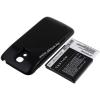 Powery Utángyártott akku Samsung Galaxy S4 mini Duos 3800mAh