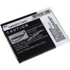 Powery Utángyártott akku Samsung SGH-E270K NFC