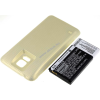Powery Utángyártott akku Samsung SM-G900A arany 5600mAh