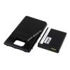 Powery Utángyártott akku Samsung típus EB-FLA2GBU 3200mAh fekete