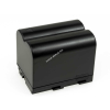 Powery Utángyártott akku Sharp VL-MR1 3400mAh fekete
