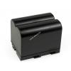 Powery Utángyártott akku Sharp VL-WD255U 3400mAh fekete