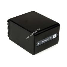 Powery Utángyártott akku Sony HDR-CX130E sony videókamera akkumulátor