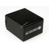 Powery Utángyártott akku Sony HDR-UX3E 3900mAh