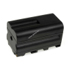 Powery Utángyártott akku Sony videokamera CCD-TR57 4600mAh