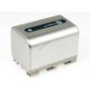 Powery Utángyártott akku Sony videokamera DCR-PC104 3000mAh ezüst