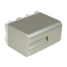 Powery Utángyártott akku Sony videokamera DCR-TRV110 6900mAh sony videókamera akkumulátor