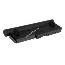 Powery Utángyártott akku Toshiba Satellite Pro U400-127 7800mAh toshiba notebook akkumulátor