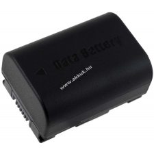 Powery Utángyártott akku videokamera JVC GZ-HM860 890mAh (info chip-es) jvc videókamera akkumulátor