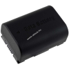 Powery Utángyártott akku videokamera JVC GZ-MS210BEU 890mAh (info chip-es)