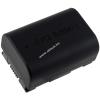 Powery Utángyártott akku videokamera JVC GZ-MS250BU 890mAh (info chip-es)
