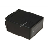 Powery Utángyártott akku videokamera Panasonic VDR-D58GK 4800mAh